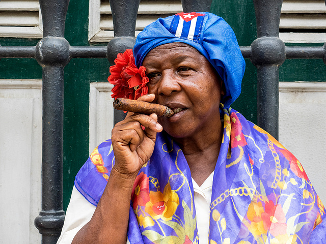 Havanna, Cuba - colors, music, dancing, ... cigars