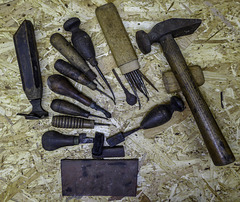 Bootmakers tools