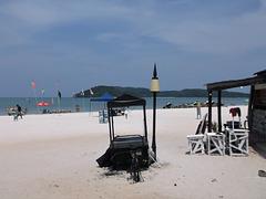 Pédaler dans le sable / Pedal on the sand