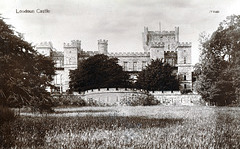 Loudon Castle, Ayrshire (now a ruin)