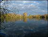 Dorchester lagoon