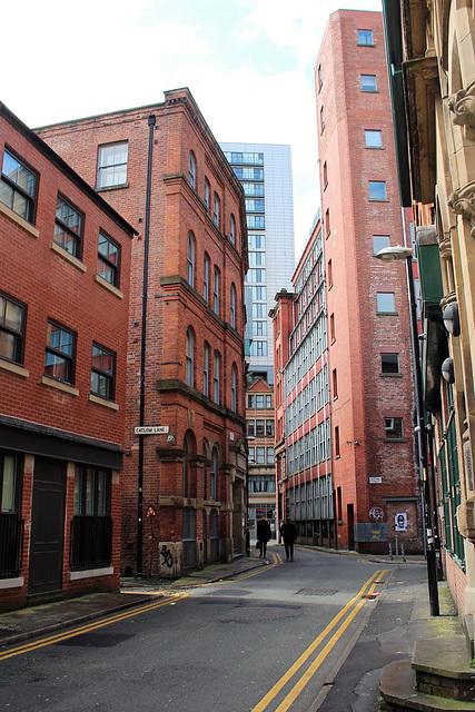 Turner Street Manchester