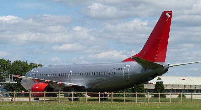 Boeing 737-377 G-CELA (ex-Jet2)