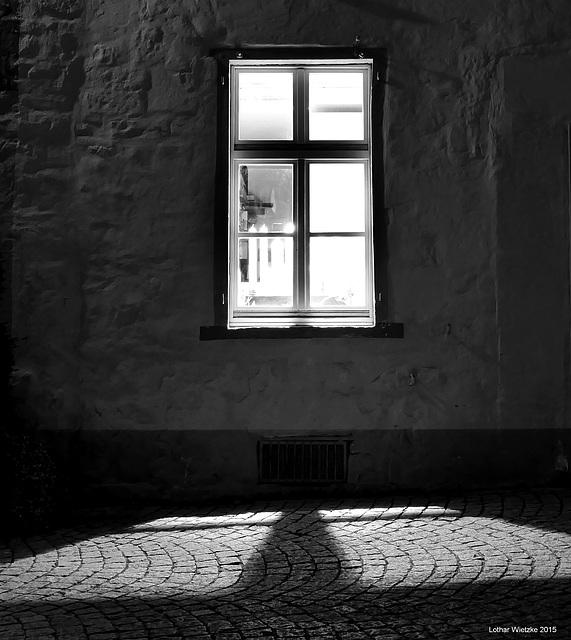 Licht im Domhof
