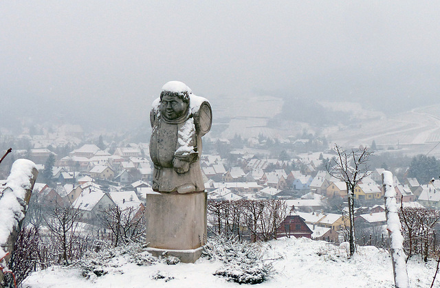 l'hiver en Alsace...Happy new Year !