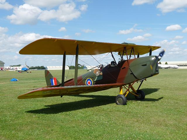 de Havilland DH82A Tiger Moth N9372/G-ANHK