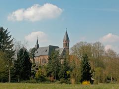 Kloster Saarn mit 15 PiP's
