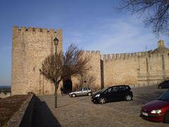 Elvas Castle.