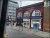 Lambeth North Underground