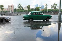 Reflet en Russie