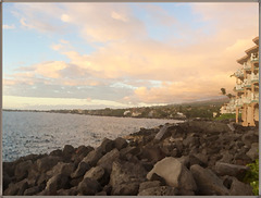 An evening in Hawaii