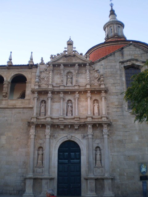 Church of Saint Gonzalo.
