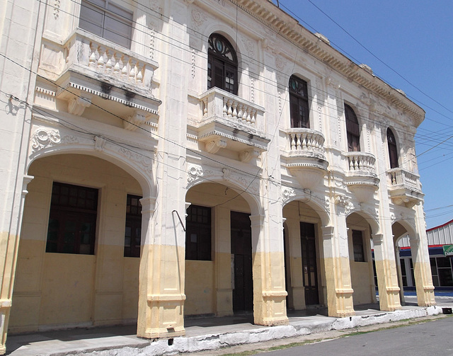 Somptueuse architecture cubaine