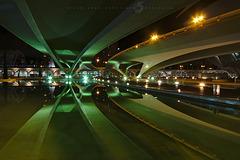 Davall del pont