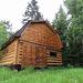 Beautifully built log cabin