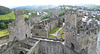 Conwy Castle from North-East Tower