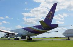 Boeing 777-2D7 N176GT (ex-Thai HS-TJF)