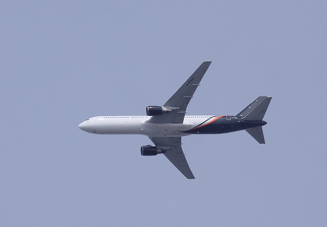 Titan Airways Boeing 767-300