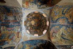 Inside Peribleptos Monastery, Mystras