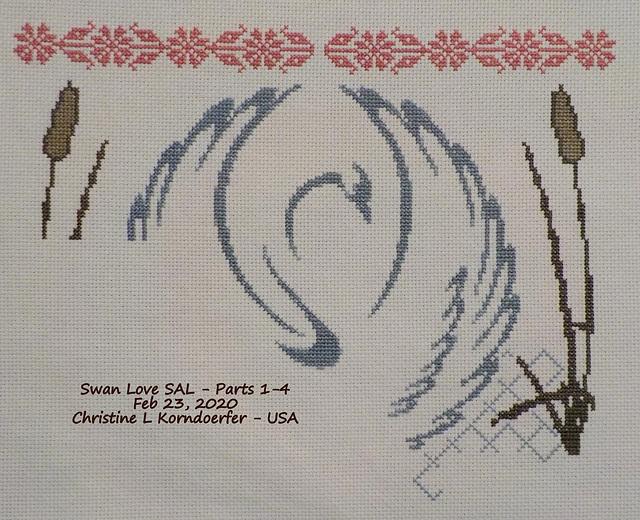 Swan Love - Parts 1-4 - Feb 23,2020
