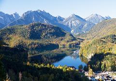 Der Alpsee im Schwangau