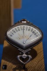 LA CHAUX DE FONDS: Musée International d'Horlogerie.085