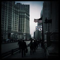 Chicago City Fog