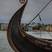 The Saga Oseberg, Oceberg ship replica.