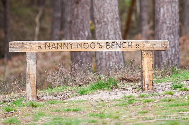 Nanny Noo's Bench