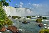 Cataratas del Iguazú falls