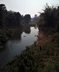 Petite rivière laotienne