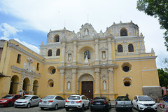 Antigua de Guatemala, La Iglesia de la Merced