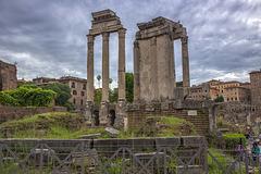 Romanic Foro Ruins (HFF)