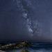 Voie lactée au Cap d'Antibes