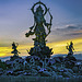 Titi Banda Statue in Denpasar