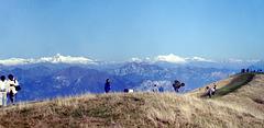 Auf dem Monte Baldo