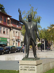 Statue of the Counsellor.