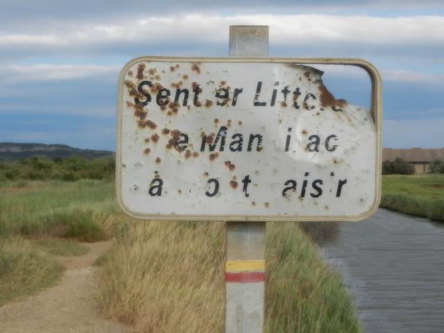 Lire : sentier littoral