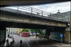 Walworth Road railway bridge