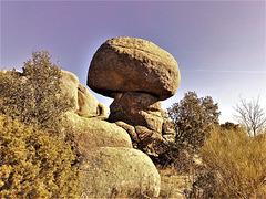 Mushroom Rock again!