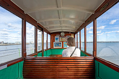 Hythe Pier Railway - express train service