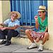 enjoying the cigar (Trinidad/Cuba)