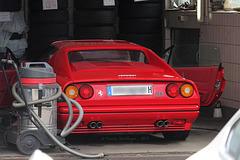 """""""Mein"""" erster Ferrari ;-)"""