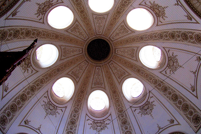 AT - Vienna - Dome of the Hofburg