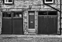 Bentley Specialist Edinburgh
