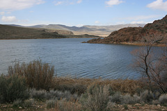 Squaw Valley Creek Reservoir