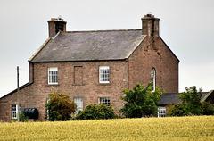 Scotland St. Cuthbert's Way /Fenham Farm