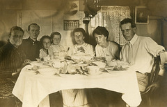 Hot Meal, July 1914