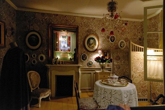 Petit salon bourgeois