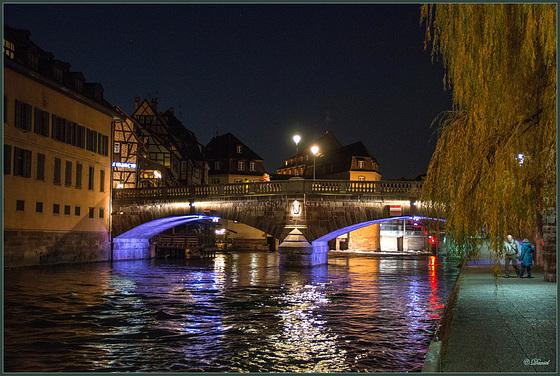 Strasbourg - Le Pont Saint-Martin